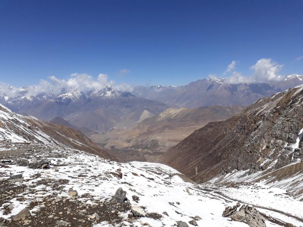nepal gore treking