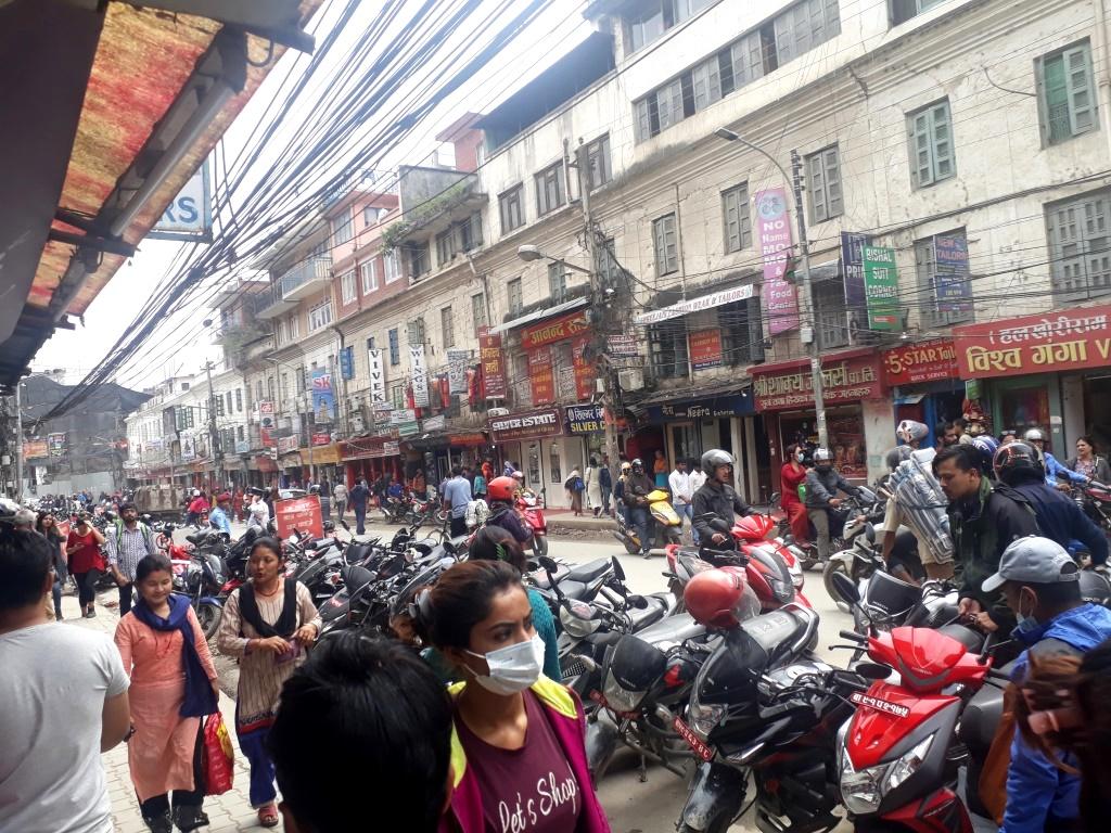 nepal kathmandu trekking