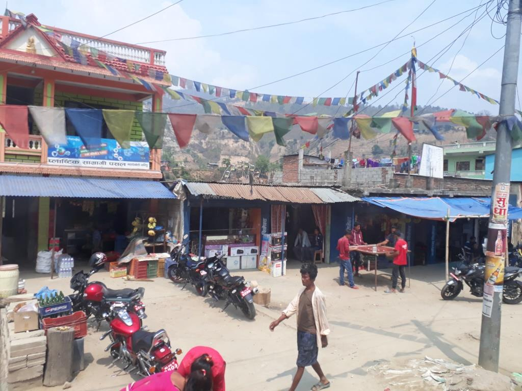 nepal petra skarja treking