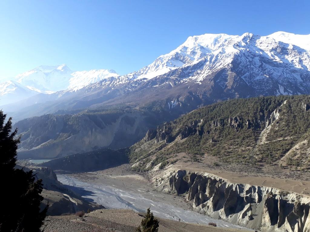 nepal treking anapurna circuit