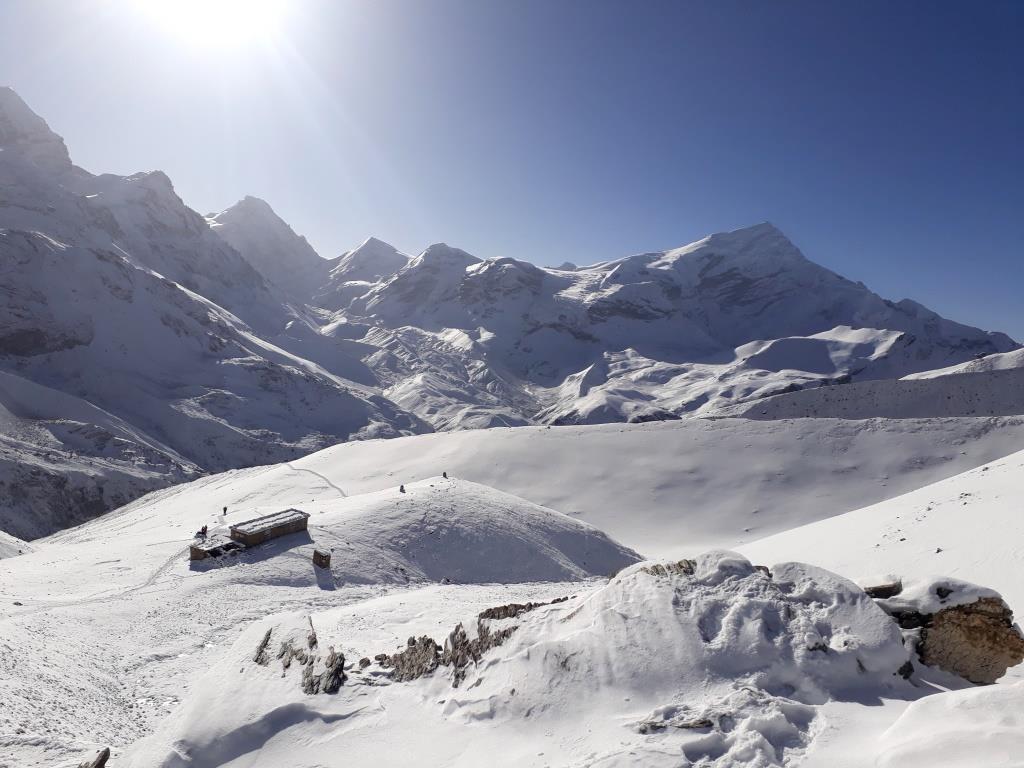 nepal treking anapurna himalaya 2
