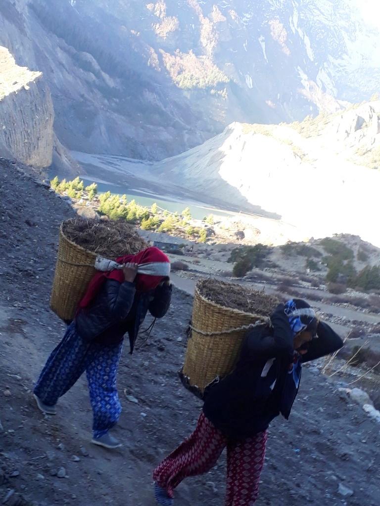 nepal treking himalaya petra