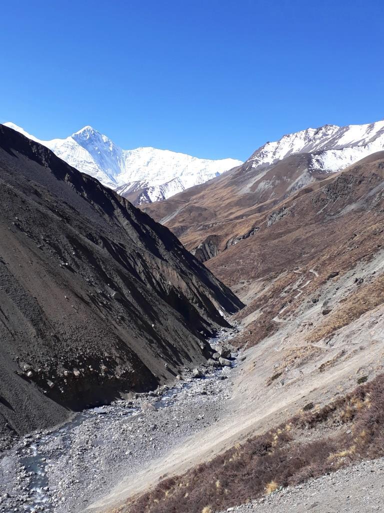 nepal treking petra skarja himalaya