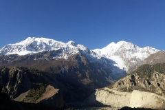 nepal treking annapurna