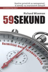 59-sekund Richard Wiseman, 59 sekund