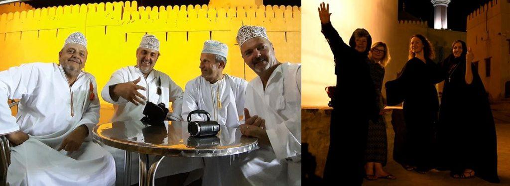 Potovanje Oman Matjaž Intihar